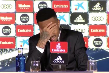 Футболисту стало плохо после перехода в «Реал»: Футбол: Спорт: Lenta.ru