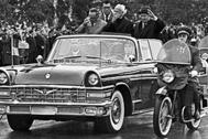 Пребывание президента Республики Индия Сарвепалли Радхакришнана в СССР с визитом доброй воли, 1964.