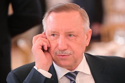 Александр Беглов Фото: Сергей Гунеев / РИА Новости
