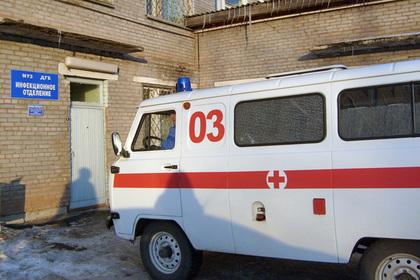 В российском психоневрологическом интернате отравились более сотни людей