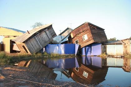 В Иркутской области увеличилось число пропавших без вести после наводнения