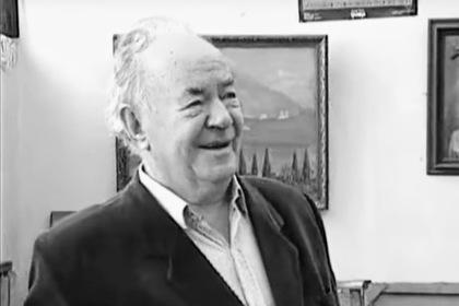 Умер народный художник Белоруссии Виктор Громыко