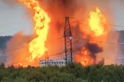 Стало известно о восьми пострадавших при пожаре на ТЭЦ в Подмосковье