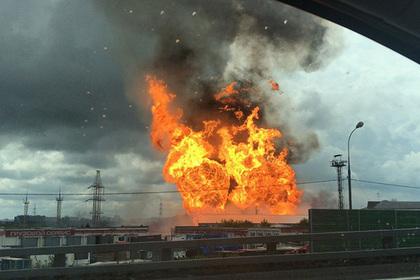 Выросло число пострадавших при пожаре на ТЭЦ в Подмосковье
