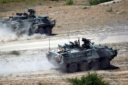 Россия заметила наступательный кулак НАТО