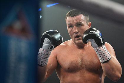 Боксер Денис Лебедев ушел из спорта