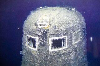 АПЛ К-278 «Комсомолец» на дне Норвежского моря