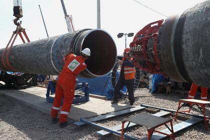 Отказ от «Северного потока-2» оставит Европу без дешевого газа