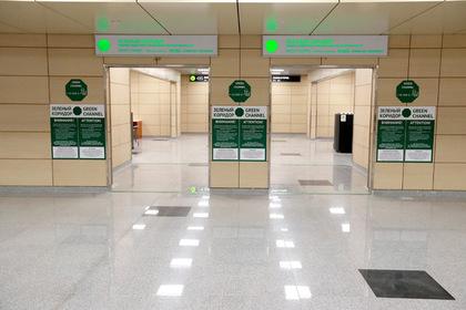 Домодедовские таможенники наживались на «зеленом коридоре»