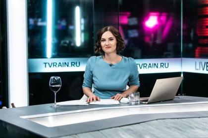 Российская ведущая вышла в эфир с бутылкой грузинского вина в знак протеста