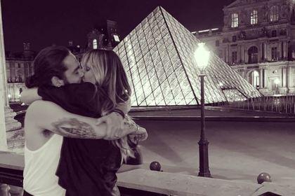 Хайди Клум тайно вышла замуж загитариста Tokio Hotel