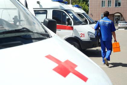 Российская школьница попала в больницу после укусов матери