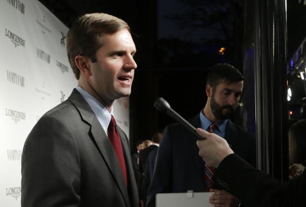 Генеральный прокурор штата Кентукки Энди Бишэр