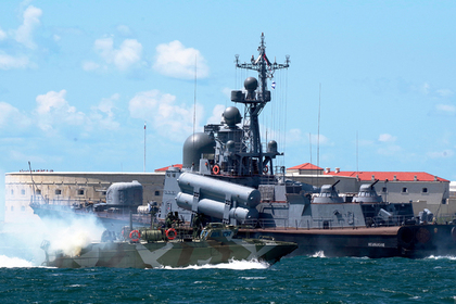 В России сочли ВМФ России одноразовым