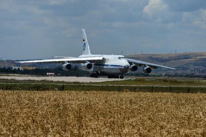 ВНАТО выразили озабоченность из-за доставки вТурцию комплексов С-400