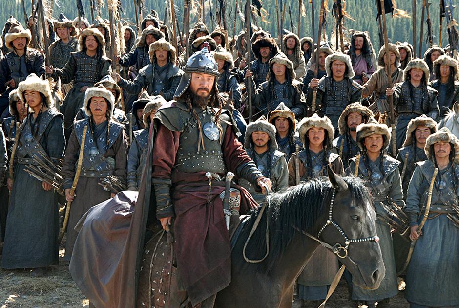 Вышедший в 2007 году фильм «Монгол» совместного производства России, Германии и Казахстана, рассказывающий о том, как молодой Тимучжин пришел к власти и стал Чингисханом.
