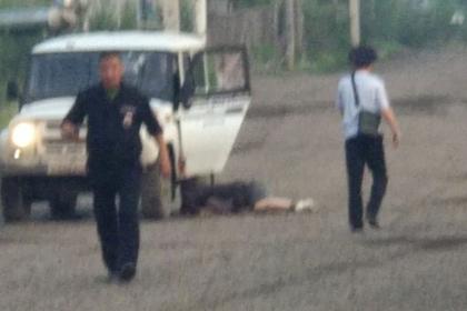 В российском городе расстреляли полицейских