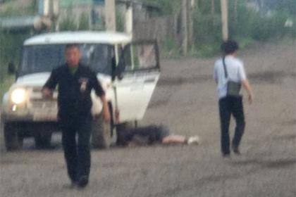 Появились подробности расстрела полицейских в российском городе