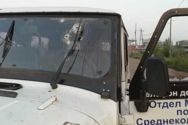 В СКР рассказали о расстреле силовиков в российском городе