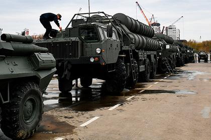 Компоненты русских систем С-400 доставили вТурцию на 3-х самолетах