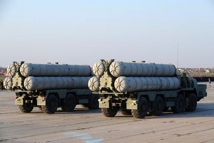 В Анкару привезли новую партию С-400 Перейти в Мою Ленту