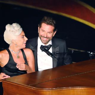 Леди Гага и Брэдли Купер