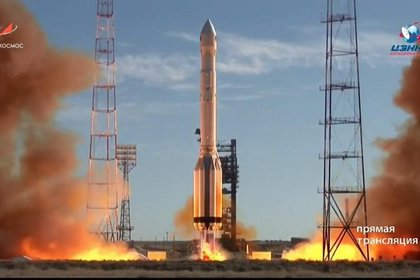 Россия запустила «Протон-М» с космическим телескопом