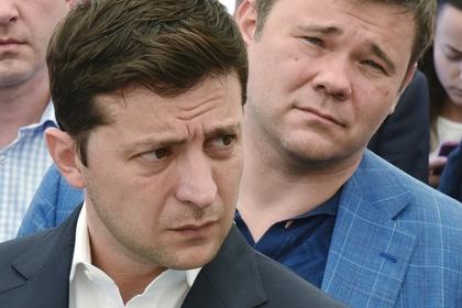 Зеленский попросил главу фискальной службы Украины уволиться