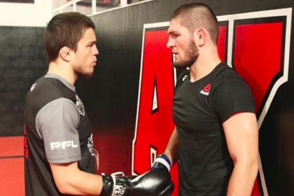Непобежденному брату Нурмагомедова предсказали будущее в UFC