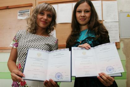 Студенты из ДНР получили дипломы российского образца