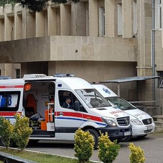 Автомобиль скорой помощи в Азербайджане