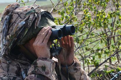 Ополченцы ЛНР сбили беспилотник украинской армии