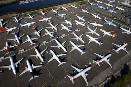 Названа возможная дата возобновления полетов Boeing 737 MAX