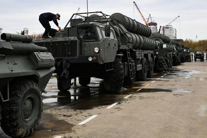 Россия построила «воздушный мост» для передачи С-400 Турции