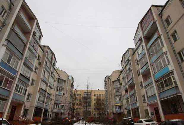 Конструктивистский квартал в Сокольниках