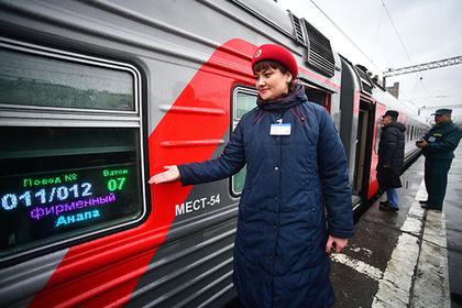 Составлен портрет типичной пассажирки российского поезда