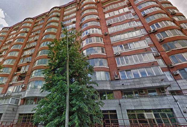 Первый элитный дом Москвы