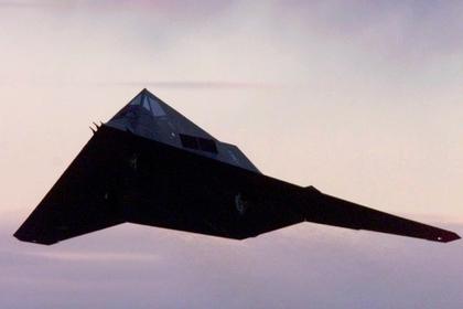 Таинственный F-117 заметили в Долине Смерти