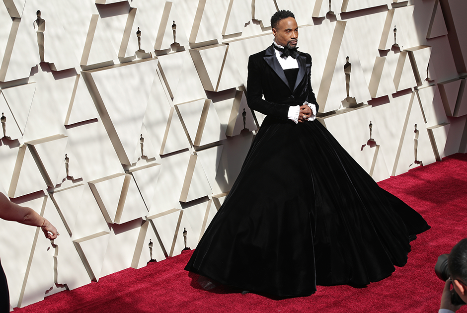 HOLLYWOOD, CA - FEBRUARY 24:  Billy Porter attends the 91st Annual Academy Awards at Hollywood and Highland on February 24, 2019 in Hollywood, California.  (Photo by Neilson Barnard/Getty Images)