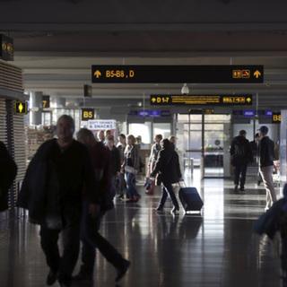 Международный аэропорт Рига