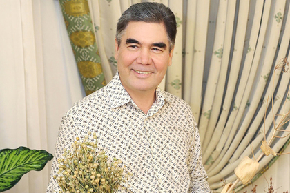 Президент Туркмении написал книгу о травах