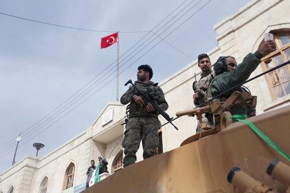 Турция приготовилась к вторжению в Сирию