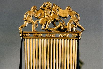 Музеи Крыма ждут от суда в Амстердаме возвращения коллекции скифского золота