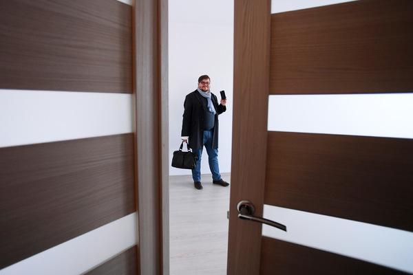 Московское жилье оказалось вразы просторнее жилья впровинции