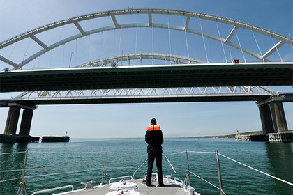 В Крыму ответили на угрозы Крымскому мосту