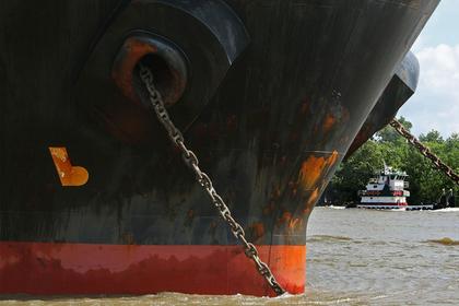 Танкер ОАЭ пропал вОрмузском проливе