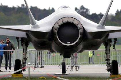 В США предложили «назло Путину» отдать Украине турецкие F-35