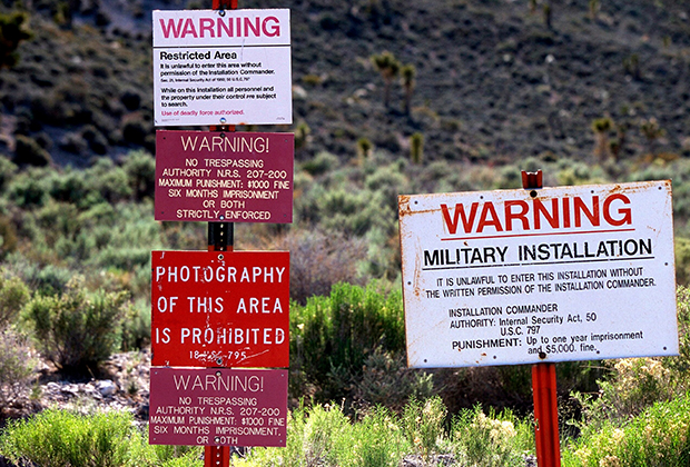 Знак с предупреждением