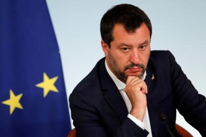 Вице-премьер Италии объявил , что его хотели уничтожить  украинские неонацисты