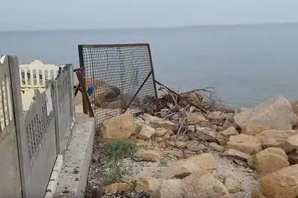 Журналиста выгнали с пляжа за украинскую речь